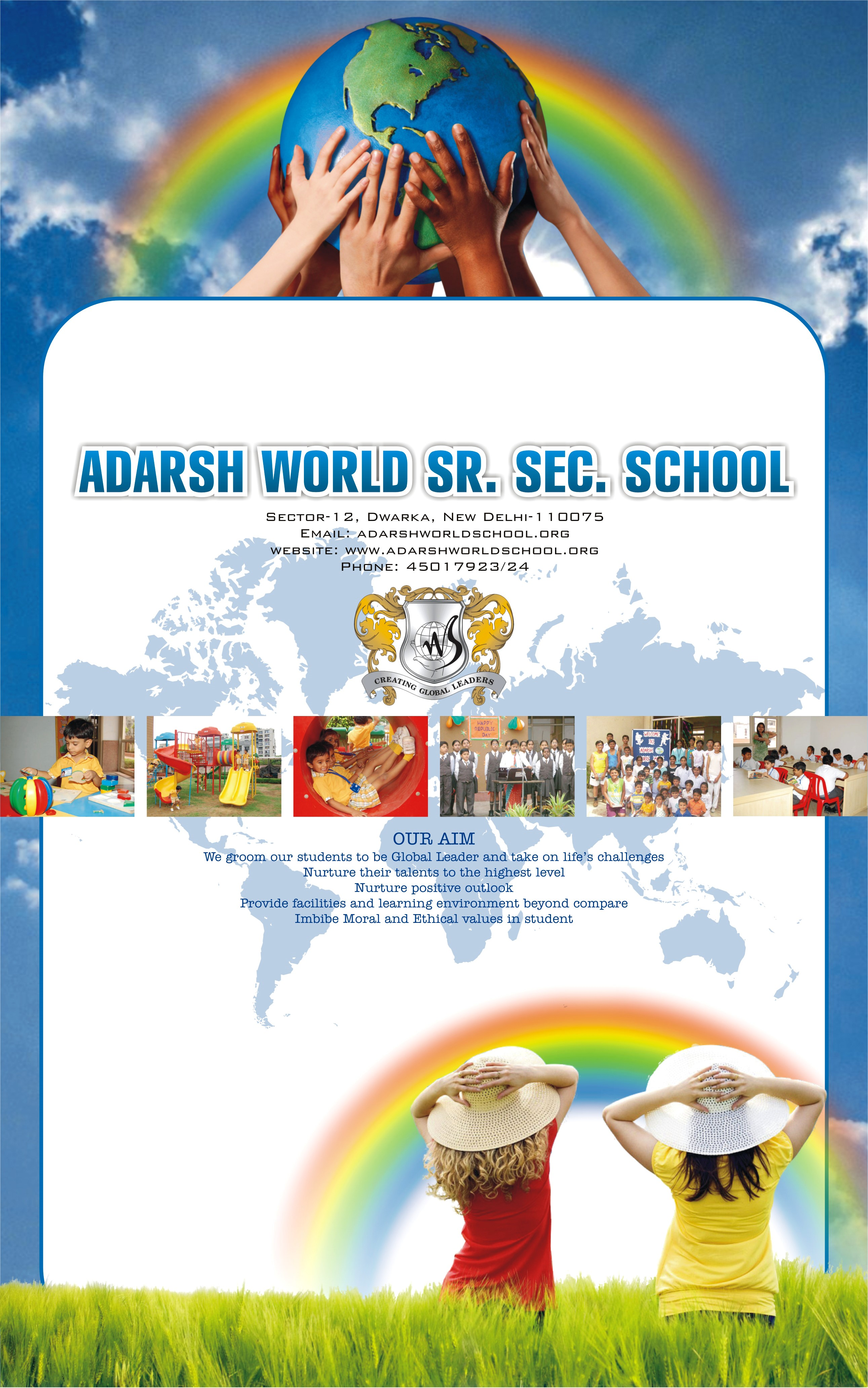 Adarsh World School 2