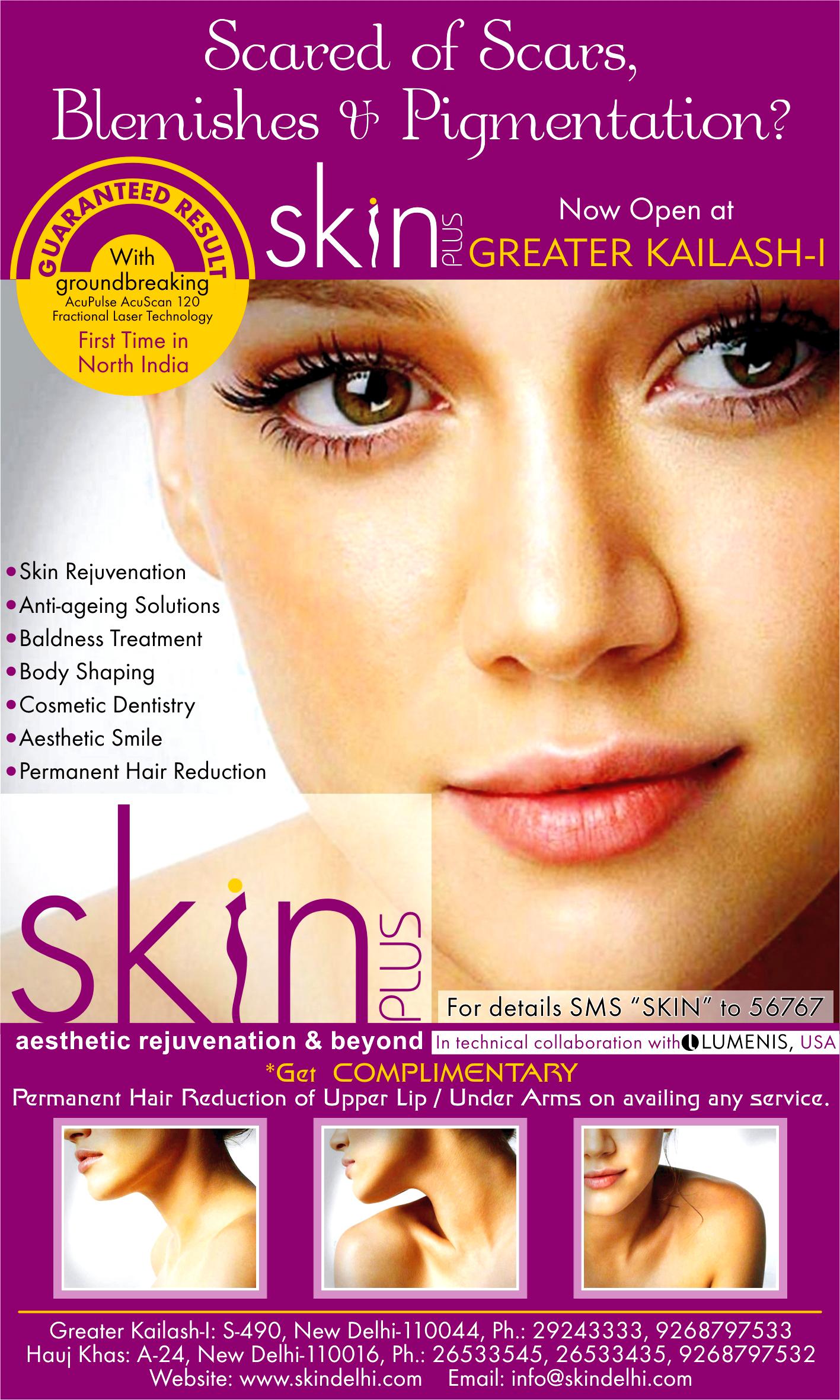 Skin Plus 2